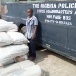 NDLEA ARRESTS POLICE INSPECTOR CONVEYING DRUGS BY STAFF BUS