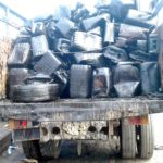LAGOS TASK FORCE ARRESTS 43 FOR DIESEL ADULTERATION