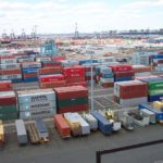 DWINDLING CARGO VOLUME GROUNDS PORTS' OPERATIONS