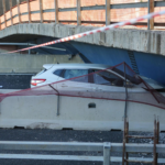 TWO DEAD IN NEW ITALY MOTORWAY BRIDGE COLLAPSE