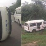 FOUR SCHOOL PRINCIPALS DIE IN DELTA AUTO CRASH