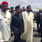 LAGOS-IBADAN RAIL PROJECT FLAGGED-OFF: TO BE COMPLETED DEC 2018 – OSINBAJO