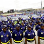 AMBODE LAUNCHES LAGOS NEIGHBOURHOOD SAFETY CORPS, ROLLS OUT 177 VEHICLES, 377 MOTORCYCLES, 4,000 BICYCLES, OTHERS