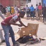 TANKER CRUSHES UNDERGRADUATE TO DEATH IN OSUN