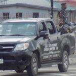 FOUR POLICEMEN DIE IN AUTO CRASH IN LAGOS