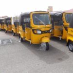 GOVERNOR ANNOUNCES BAUCHI'S PLAN TO PROCURE, SUBSIDIZE MODERN TRICYCLES ON LOAN TO ASSOCIATION