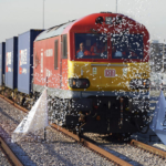 FIRST DIRECT LONDON-CHINA TRAIN COMPLETES 12,000 KM RUN IN 20 DAYS
