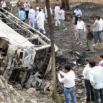 AT LEAST 44 FEARED DEAD IN ROAD ACCIDENT IN INDIA