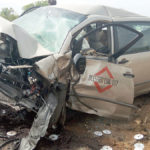 TWO PASTORS DIE IN AUTO CRASH, CHURCH MOURNS