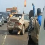 SEVERAL INJURED IN THIRD MAINLAND BRIDGE ACCIDENT