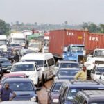 ACCIDENTS CAUSE GRIDLOCK ON LAGOS-IBADAN EXPRESSWAY – FRSC