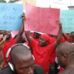 CAPITAL OIL WORKERS CALL FOR UBAH'S RELEASE