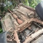 TWO CONFIRMED DEAD IN OGUN AUTO CRASH