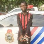 POLICE ARREST SUSPECTED UBER TAXI HIJACKER