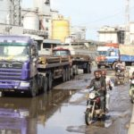 APAPA, NATION'S ECONOMIC HUB, GRINDS TO A HALT