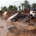 NORTH CUT OFF FROM THE SOUTH AS TWO BRIDGES COLLAPSE BETWEEN JEBBA AND MOKWA