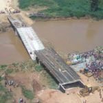 $12M BRIDGE COLLAPSES TWO WEEKS AFTER PRESIDENTIAL INSPECTION