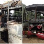 22 PASSENGERS BURN TO DEATH IN INDIA BUS, TRUCK COLLISION