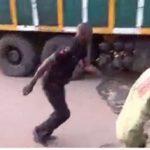MOB KILLS POLICEMAN AFTER FAILED ARREST CAUSES ROAD CRASH, DEATH OF THREE