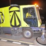 LAGOS DEPLOYS MECHANIZED TRUCKS TO SWEEP HIGHWAYS