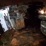 MULTIPLE ACCIDENTS AT KARA CLAIMS MANY LIVES (PICTURES)