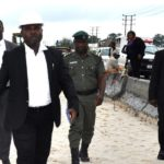 WE'LL RESTORE FAILED EAST-WEST ROAD IN 3 WEEKS, SAYS NDDC MD