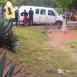 HOW ROBBERS ATTACKED BULLION VAN IN ONDO