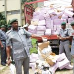 CUSTOMS SEIZES CONTAINER LOAD OF FAKE DRUGS FROM INDIA