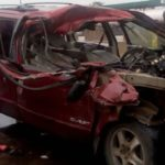 TWO DIE, 15 INJURED IN OGUN MULTIPLE AUTO CRASH AFTER STAGING PROTEST