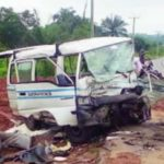 TWO KILLED, EIGHT INJURED IN OGUN AUTO CRASH