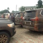 CUSTOMS SEIZES N1.3B WORTH OF BRAND NEW VEHICLES