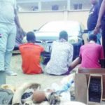 COMPANY DRIVER INVITES GANG MEMBERS TO KIDNAP BOSSES, SUSPECTS COLLECT N4M RANSOM