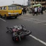 HOODLUMS ATTACK LAGOS TASK FORCE PERSONNEL OVER OKADA SEIZURE