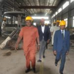 NATIONAL AUTOMOTIVE DESIGN AND DEVELOPMENT COUNCIL (NADDC) VISITS INNOSON IN NNEWI (PICTURES)