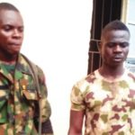 SOLDIER STABS OKADA RIDER TO DEATH FOR SHUNNING HIM