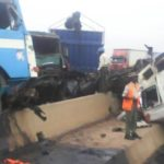 TRUCK DRIVER DIES IN OGUN AUTO CRASH