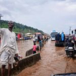 MAKURDI FLOOD: FRSC WARNS MOTORISTS ON LOKOJA/ABUJA ROAD