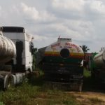 NSCDC SEIZES 19 TRUCKS, ARRESTS 33 SUSPECTS IN RIVERS OVER OIL THEFT