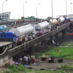 LAGOS BRIDGES UNDER THREAT OF COLLAPSE FROM PARKED TRUCKS